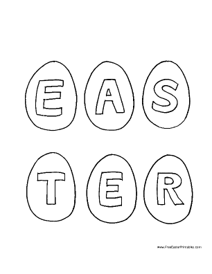 easter eggs coloring pages printable. small easter eggs coloring
